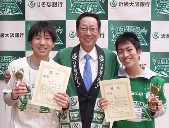EQ12th大阪優勝チーム
